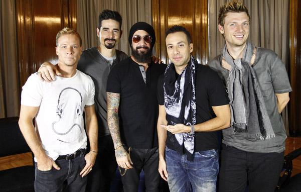 Backstreet Boys en la actualidad