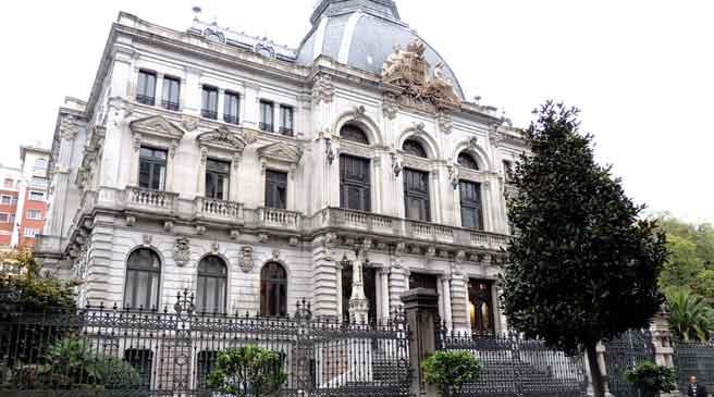 La Junta General tiene su sede en el Palacio Regional. jose luis cernadas iglesias