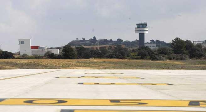 Imagen del aeropuerto de Castellón. (GTRES)