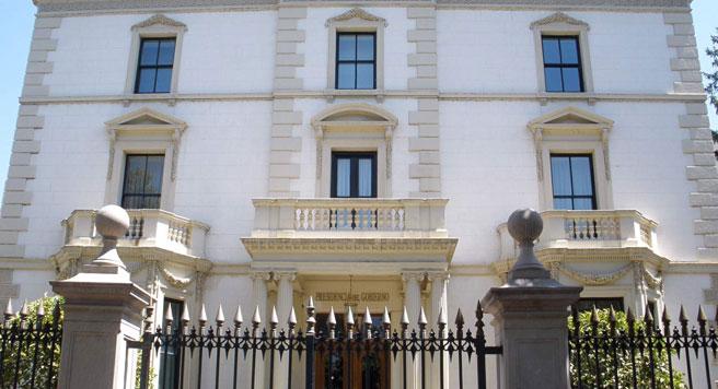 Presidencia del Gobierno autonómico de Logroño. (Zarateman - wikimedia)