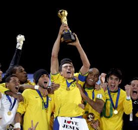 La selección de Brasil de 2009