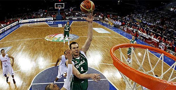 Eslovenia, la anfitriona del torneo