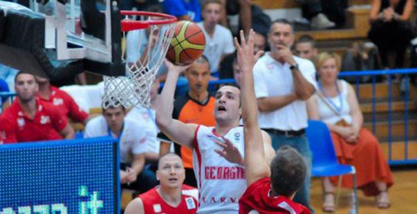 Duda Sanadze entra a canasta