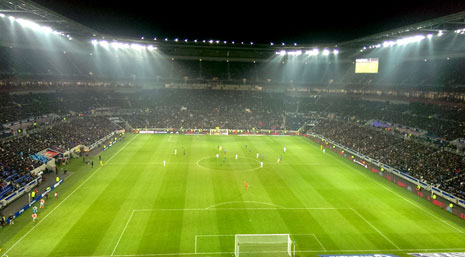 Estadio de Lyon