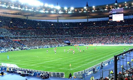 Estadio de Francia