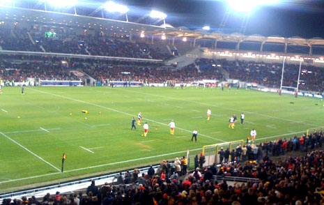 Estadio de Toulouse
