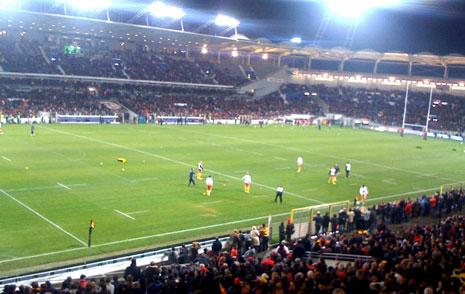 Estadio de Toulouse
