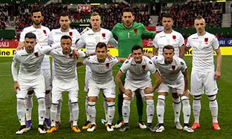 Selección Albanesa