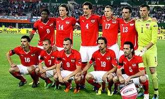 Selección Austriaca