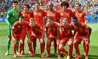Selección Belga