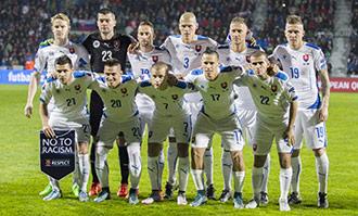 Selección Eslovaca