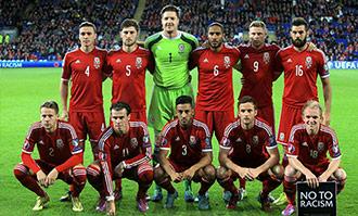 Selección Galesa