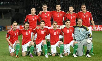 Selección Húngara