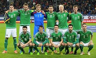Selección Norirlandesa