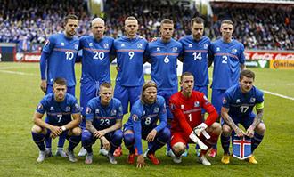 Selección Islandesa