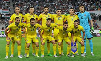 Selección Rumana