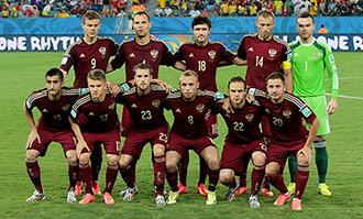 Selección Rusa