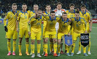 Selección Ucraniana