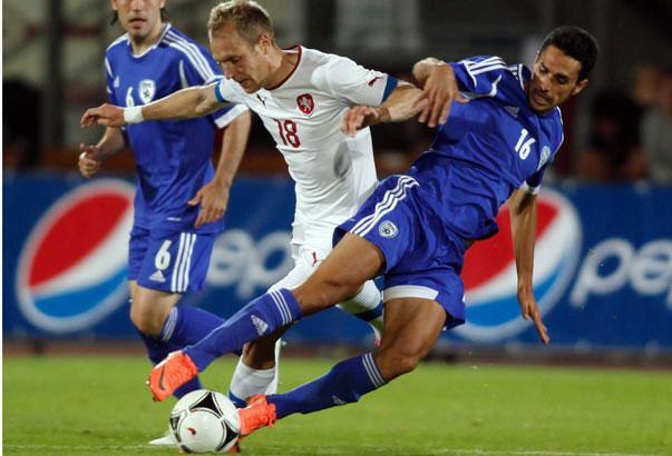 Selección Chequia