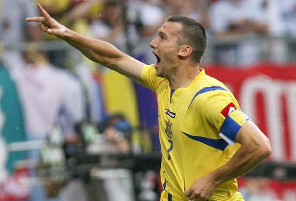 Selección Ucrania