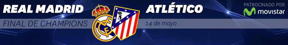 Final Champions League 2014: Real Madrid - Atl�tico de Madrid
