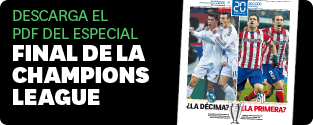 Especial Final de la Champions 2014: Real Madrid - Atlético de Madrid
