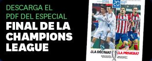 Especial Final de la Champions 2014: Real Madrid - Atlético de Madrid