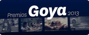 Especial Premios Goya 2013