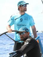 Iker Martínez y Xabi Fernández