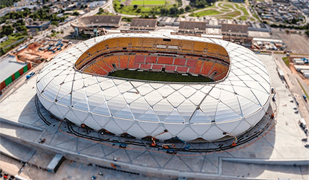 Manaus - Estadio Arena de Amazonia