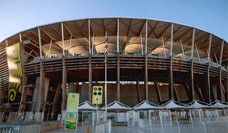 Salvador - Arena Fonte Nova