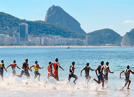 Fuerte de Copacabana
