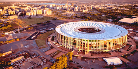 Brasilia - Estadio Mané Garrincha