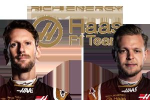 Concurso competición. Gran Premio de Australia de Fórmula 1 Haas