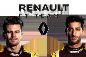 Concurso competición. Gran Premio de Australia de Fórmula 1 Renault