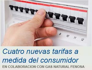 Cuatro nuevas tarifas a medida del consumidor