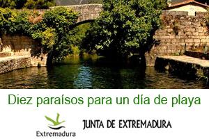 Extremadura: diez paraísos para un día de playa