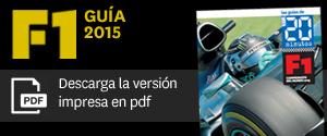 Gu�a de F�rmula 1 - 2015