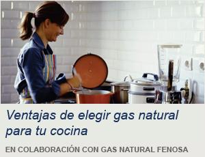 Bienestar y energía: ventajas de elegir gas natural para tu cocina