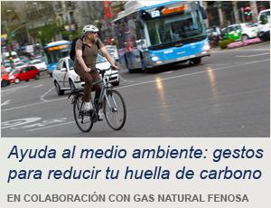 Bienestar y energía: gestos para reducir tu huella de carbono