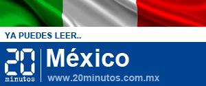 20minutos M�xico
