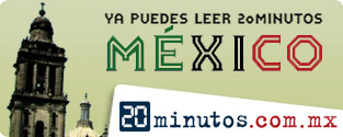 Ya puedes leer 20 minutos en M�xico