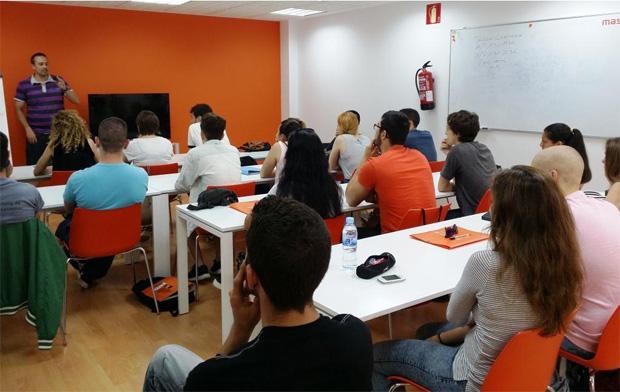 El centro de estudios MasterD de Sevilla